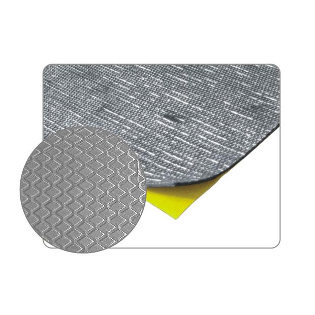 Лист звукоизоляционный с алюминиевым слоем APP, STOGRUP, СТОГРУП
