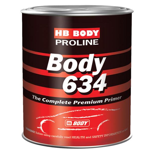 Грунт PROLINE 634 4:1, серый, 0,8 л, BODY, STOGRUP, СТОГРУП