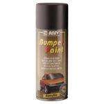 Аэрозольная краска для бампера №4 черная, 0,4 л BODY, STOGRUP, СТОГРУП