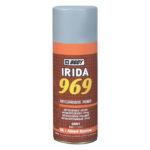 Аэрозольный грунт IRIDA 969 PRIMER GREY серый, 0,4 л BODY, STOGRUP, СТОГРУП