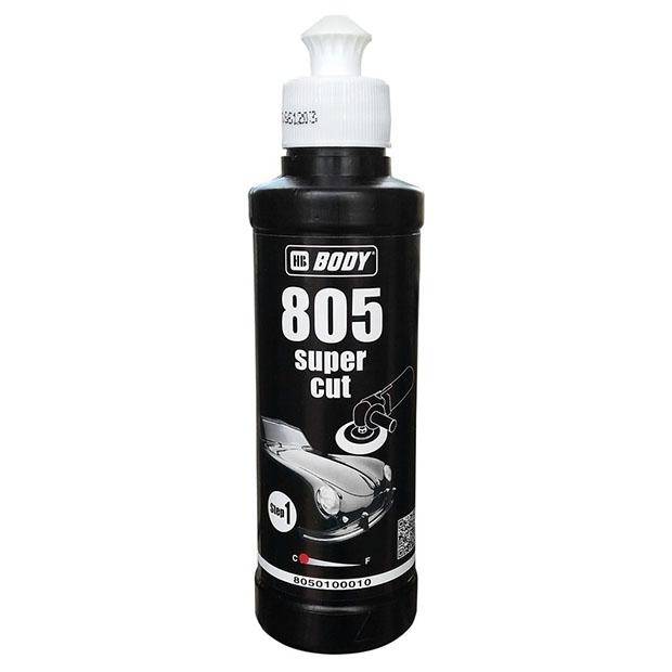 Полировальная паста Super Cut 805, белая, BODY, STOGRUP, СТОГРУП