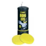 Полировальная паста power polish 806, жёлтая, BODY, STOGRUP, СТОГРУП